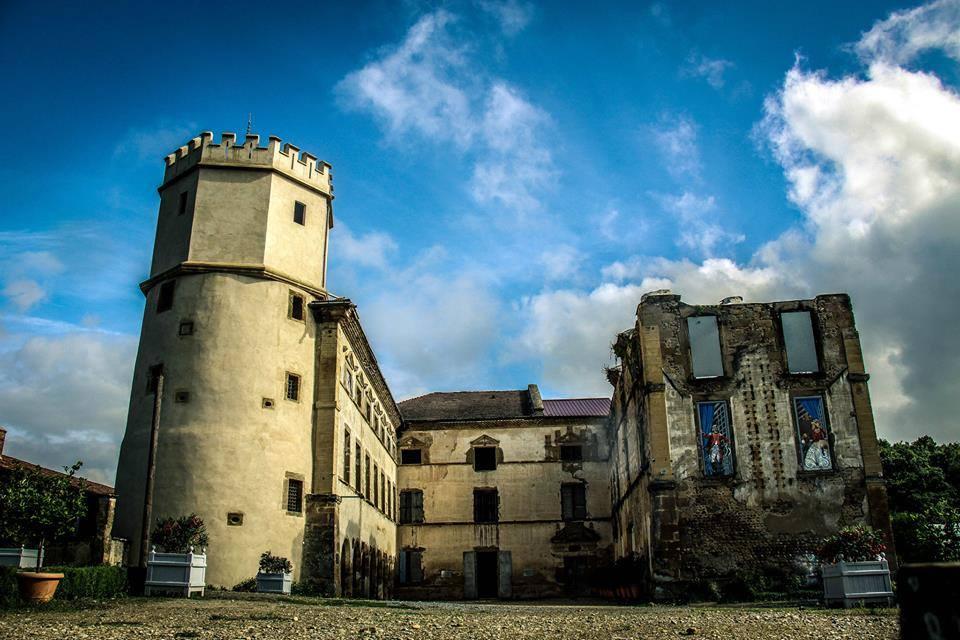 Quand votre école se déplace au Château de l'Arthaudière à Saint Bonnet de Chavagne(Isère)
