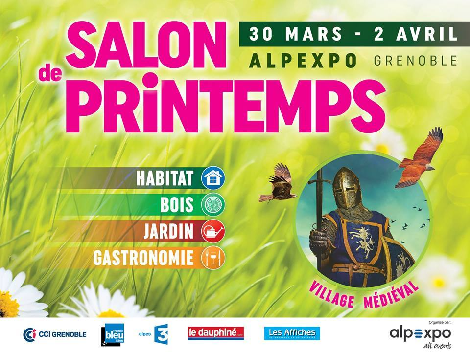Salon de printemps, Alpexpo Grenoble 2017