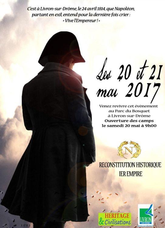 Reconstitution Historique 1erEmpire
