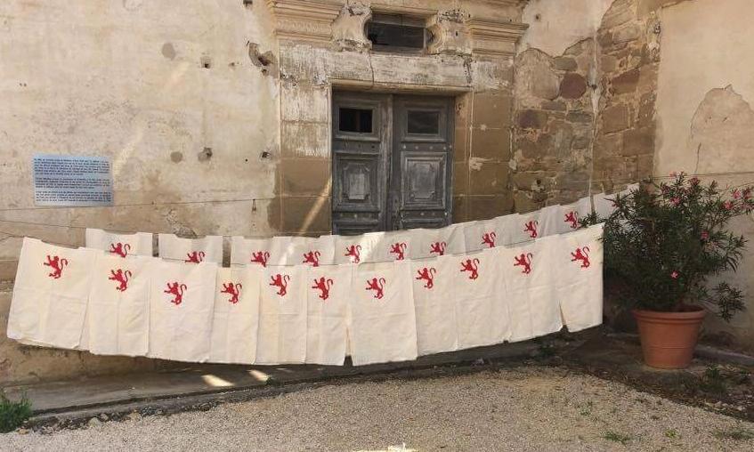 Journée Médiévale au Château de l'Arthaudière à St Bonnet de Chavagne (Isère) le 13 juin2017